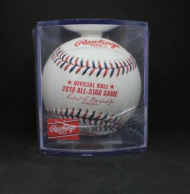 Rawlings 2018 All Star Game Baseball Official Major League - Cubed
