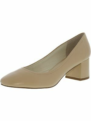 Steve Madden Womens Tomorrow Leather Ankle-High Pump