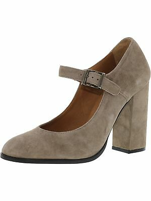 Steve Madden Womens Veronca Suede Ankle-High Pump