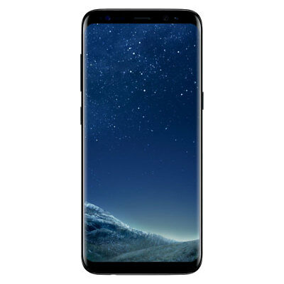Samsung Galaxy S8 64GB Black AT-T SM-G950UZKAATT - Open Box