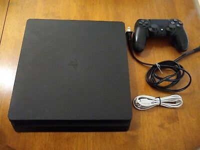 SONY CUH1215A PlayStation 4 Slim Console 500 GB