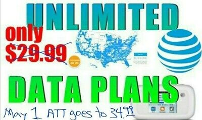 Unlimited Hotspot data- For RVs Truckers and Rural areas