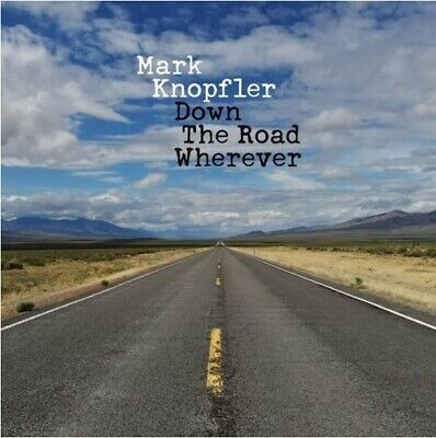 Mark Knopfler - Down The Road Wherever New CD