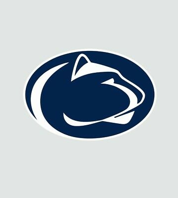Penn State College Football NCAA Color Sports Decal Sticker-Free Shipping