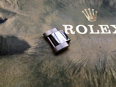 Rolex Yachtmaster 116622 Stainless Solid End Link