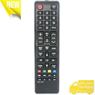 New TV Remote Control BN5901199F Replacement for Samsung LED LCD HDTV Smart TV