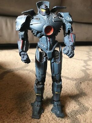 NECA Series 1 Pacific Rim Gipsy Danger 7 Pose-able Deluxe Action Figure