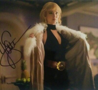 JENNIFER LAWRENCE RED SPARROW SIGNED AUTOGRAPH