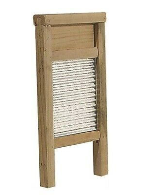 Behrens BWBG7 Galvanized Washboard Small
