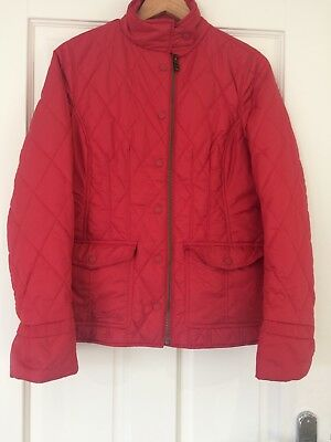 Dubarry Carra Blush Jacket UK 10Kate MiddletonRed Jacket