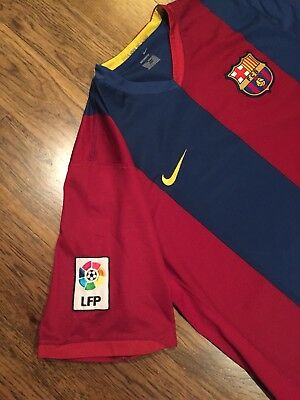 fc barcelona authentic jersey