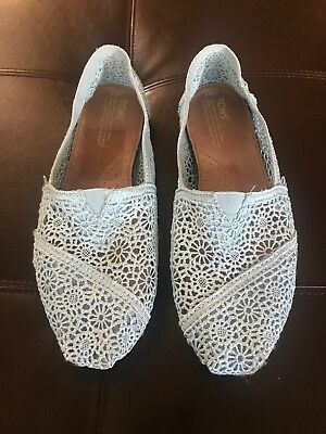 Toms Shoes Womens Size 9-5