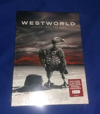 Westworld Season 2 DVD 2018 3-Disc Set