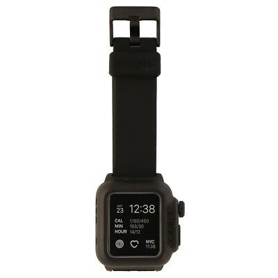 Catalyst Case for Apple Watch 38mm Series 2 - WaterProof - Stealth Black