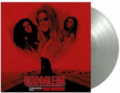 Ennio Morricone - Maddalena Original Soundtrack New Vinyl Colored Vinyl 180