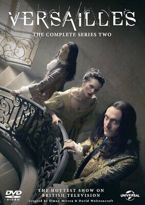 Versailles Season Two 3 dvd set R1 DEU Import US - CA Playback