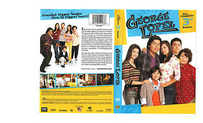 The George Lopez Show Complete Third Season 3 Disc set