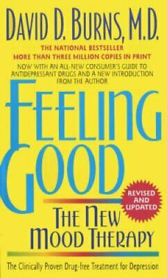 Feeling Good The New Mood Therapy by David D- Burns 9780380810338