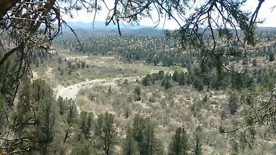 80 Acres 4 Placer Gold Claims on Hassayampa River Near Wilhoit Az