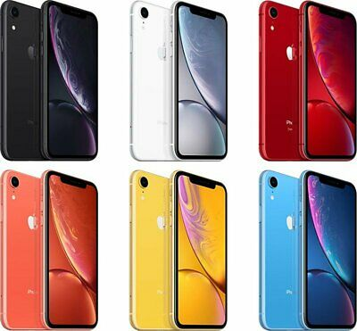 Brand New - Apple iPhone XR 64GB128GB - Carrier Locked to Sprint - All Colors