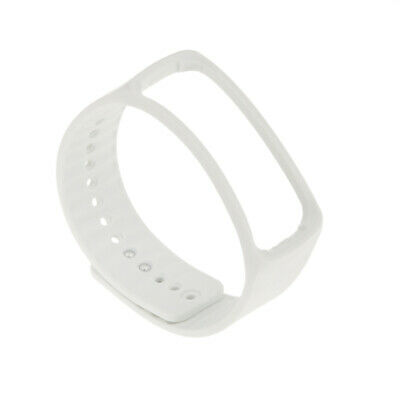 Replacement Wrist Band Bracelet for Samsung Gear Fit for R350 - Clasp White