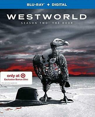 Westworld Season 2 The Door Target Exclusive Edition Blu-Ray NEW