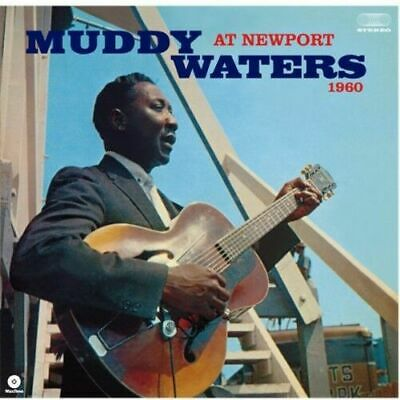 Waters- Muddy	At Newport 1960 New Vinyl