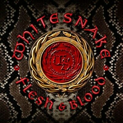 Whitesnake - Flesh - Blood New CD