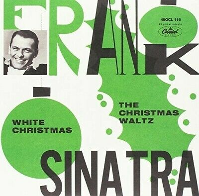 Frank Sinatra - White Christmas  The Christmas Waltz New 7 Vinyl
