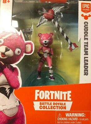 New FORTNITE Battle Royale Collection - CUDDLE TEAM LEADER - 015 - Mini Figure