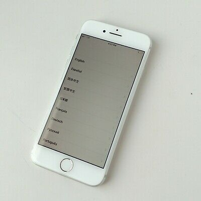 Apple iPhone 8 - 64GB - Silver Sprint A1863 - Great Condition