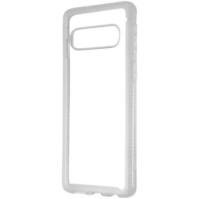 Renewed Tech21 Pure Clear Series Case for Samsung Galaxy S10 Smartphones