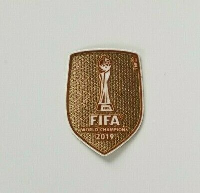 USWNT FIFA 2019 World Cup Champion Soccer Jersey Patch Morgan Lloyd Rapinoe Pres