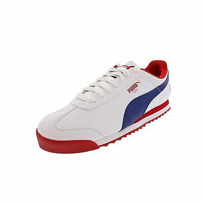 Puma Mens Roma Basic Cdg Ankle-High Leather Fashion Sneaker