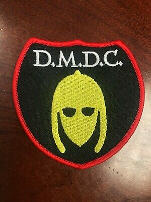 DMDC Detectorists Patch - Fan Made Replica Sew On Patch 3x3
