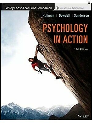 Psychology in Action By Karen Huffman 12th Edition P D F 🔥Instant Delivery🔥