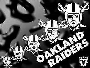2 tickets Los Angeles Chargers  OAKLAND RAIDERS Front Row 11719