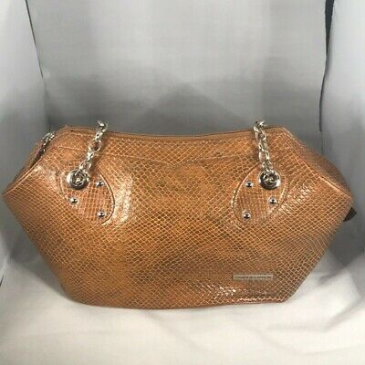 Charlie Lapson Brown Leather Purse