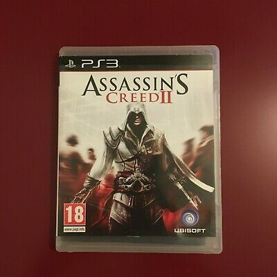 ASSASSIN'S CREED 2 - PS3 - COMPLET - PAL FR -