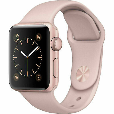Apple Watch Series 3 38mm GPS - Gold - White Sport Band