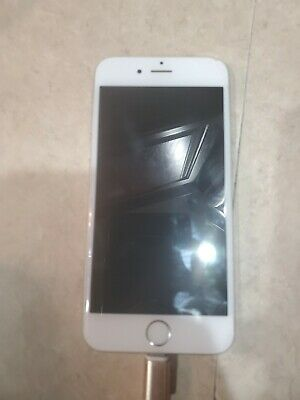 Apple iPhone 6s - 32GB - Silver Unlocked CDMA - GSM included extra battery