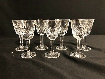 Waterford Crystal LISMORE  By the Piece  Cordial  Sherry  Glass 3 12