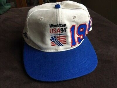 Authentic Vintage World Cup USA 1994 World Cup Cap Hat Snapback