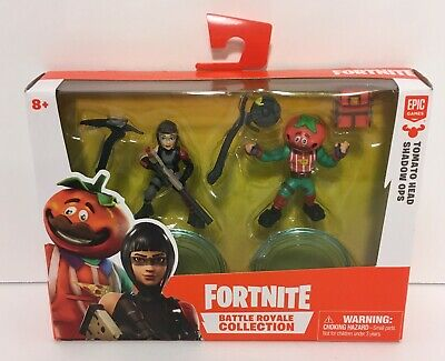 Fortnite Battle Royale Collection Duo Pack Tomato Head - Shadow Ops