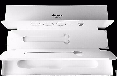 Apple Watch Series 3 38mm Box Only No Phone No Accessories