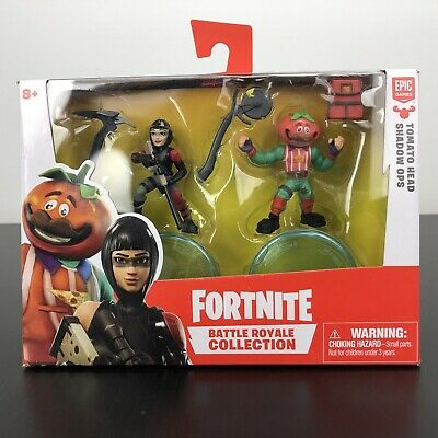 Fortnite Battle Royale Collection Tomato Head Shadow Ops Action Figure Toys- NEW