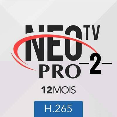 12 Months NEO PRO 2 Subscription Fast Shipping