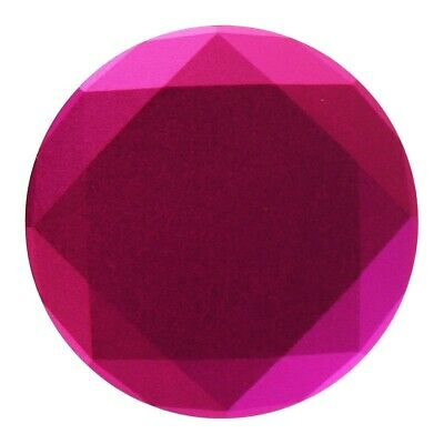 PopSockets Collapsible Grip - Stand for Phones and Tablets - Fuchsia Diamond