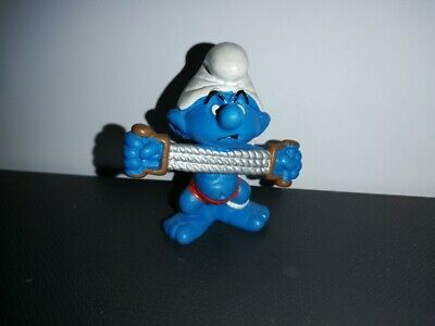 """Schleich-NUOVO-NEW-SMURF perfect! /"""" SMURF with Apple/"""" 20160 /""""PUFFO CON MELA/"""""""