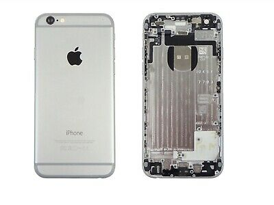 Genuine Apple iPhone 6 Back Case - Housing A1549 Gray